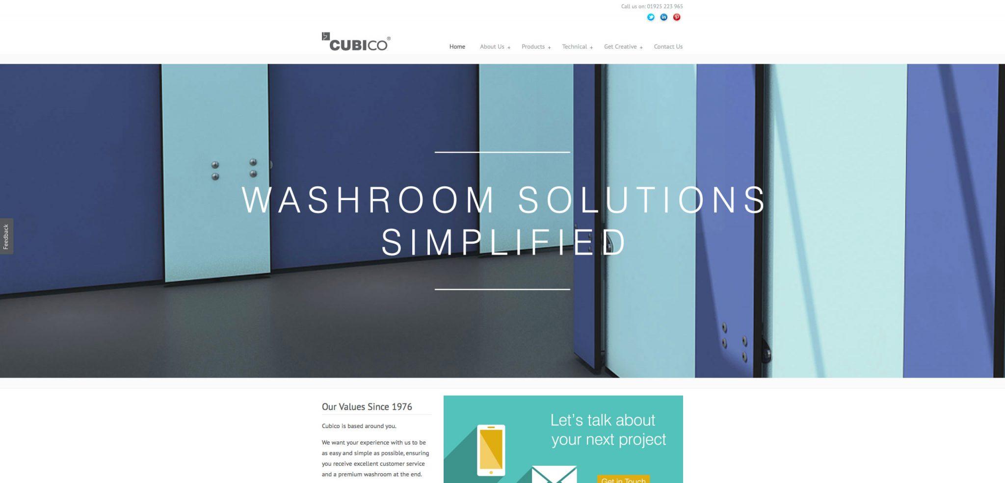 Cubico Washrooms