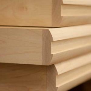 hardwood edging