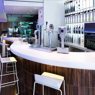 Krion Bar
