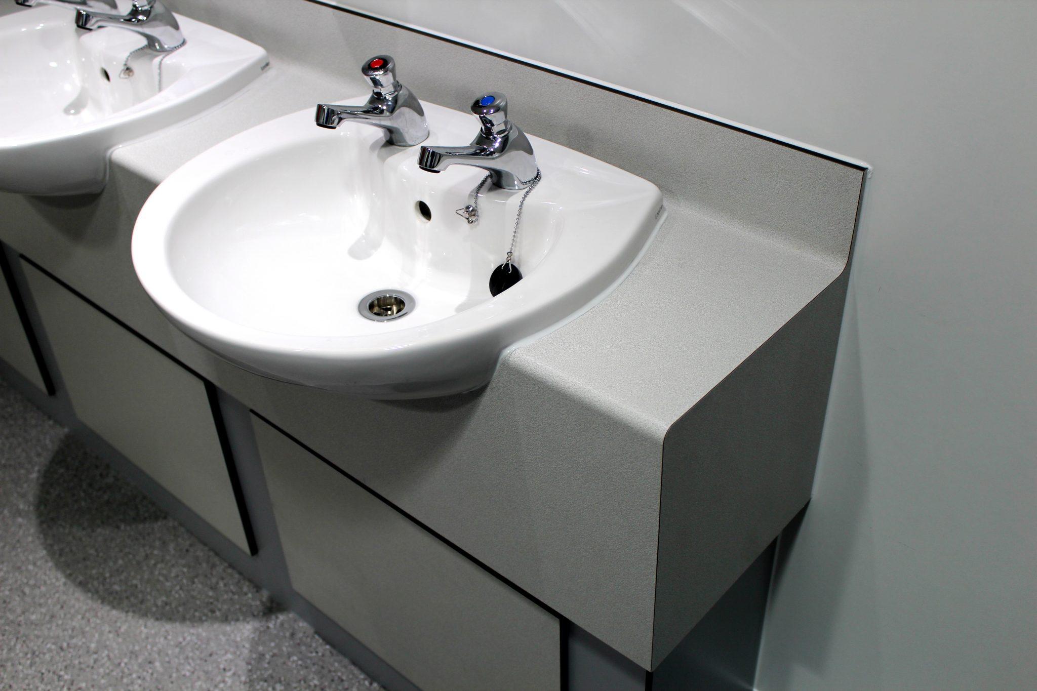 University Washrooms