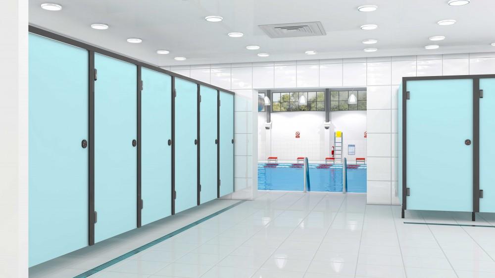 Cubico Leisure cubicle