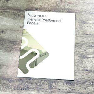 Multiform Profiled Panel Brochure