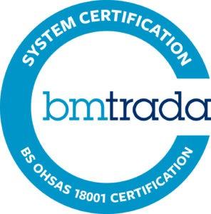 bm trada ohsas 18001 certification