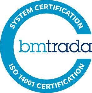 bm trada iso 14001 certification